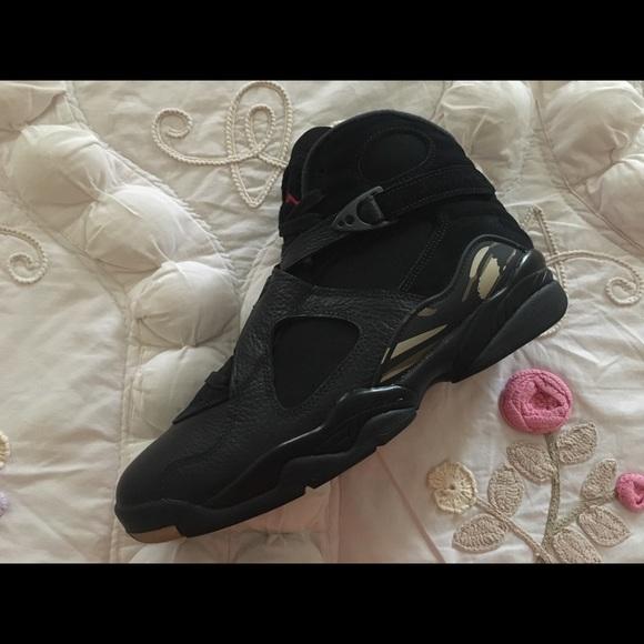 online store ef190 6f65e Air Jordan 8 ovo black size 10 NWT